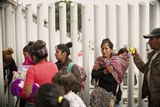 In Tense Meeting Trump Officials Debate How to Process Migrant Families