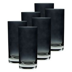 Color Me Cooler Set of 6 Gray 10 strawberry st
