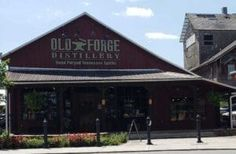 Head over to the Old Forge Distillery so you can taste the moonshine they have! Old Forge, Pigeon Forge, Distillery, Old Things, Outdoor Decor