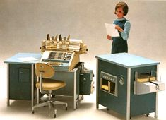 vintage everyday: Colorful Pictures of Computing in the 1970s and 1980s
