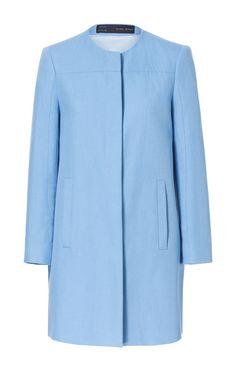 LINEN COAT - Blazers - Woman | ZARA United States