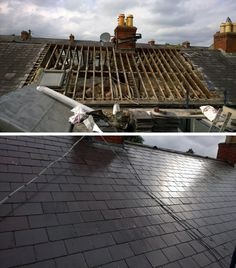 Specialists in Flat Roofing Systems Torch on Felt Flat Roof Repair, Roofing Estimate, Roof Insulation, Roof Cleaning, Slate Roof, Roofing Systems, Brickwork, Cladding, Exterior