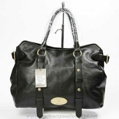 27c47f16d5 Womens Mulberry Hayden Leather Tote Bag Black Outlet Canada Handbags On Sale