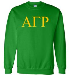 Alpha Gamma Rho Fraternity Gear