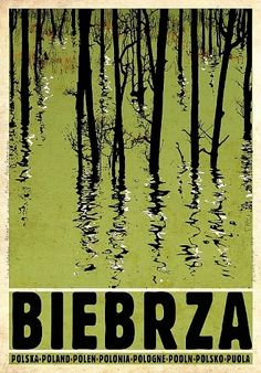 Biebrza, Biebrzanski Park Narodowy - Promotion poster Check also other posters from PLAKAT-POLSKA series Original Polish poster designer: Ryszard Kaja year: 2012 size: Polish Posters, Plakat Design, Poster Drawing, Scenic Design, Vintage Travel Posters, Illustration Art, Illustrations, Graphic Design, Design Design