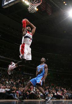 John Wall Dunks on OKC! Washington Wizards Basketball - Wizards Photos - ESPN