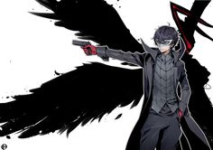 Persona 5 Akira Kurusu/Joker