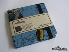 Cadernorama - Ponta de caderno cuidadosa