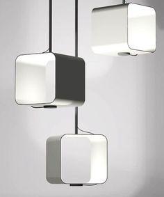 Studio Volpi design team - thedesignwalker:   I do – pendant light, cubic in...