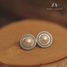 """Every Carolina girl needs these! Pearls with Carolina blue accents… how perfect! """"Carolina Girls, Sweet Southern Pearls…"""""""