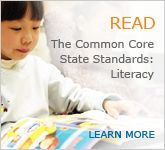 Pre K-12 literacy curriculum under the Common Core State Standards.