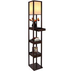 24 Best Floor Lamp With Shelves Images Floor Lamp With Shelves