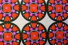 amazing vintage fabric
