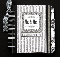 TC Mr & Mrs paper collection
