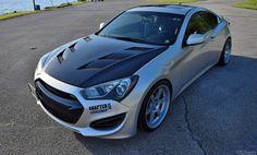 Hyundai Genesis Coupe 2.0t Premium - reviews, prices, ratings with ...