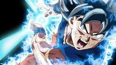 Goku, Kamehameha, Ultra Instinct, Dragon Ball Super, Anime