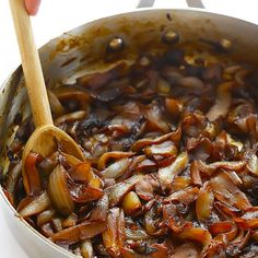 Caramelized Onions -- try them this way, and you'll be obsessed!