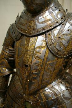 Armour of Henry Herbert, 2nd Earl of Pembroke | Flickr - Photo Sharing!