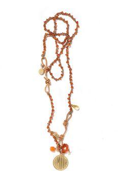 fabulous Liz James necklace