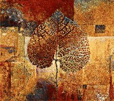Abstact Autumn Extra Large tapestry