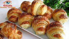 Cooking Recipes, Favorite Recipes, Wafer Cookies, Crack Crackers, Croissant Recipe, Bakken, Chef Recipes, Recipies