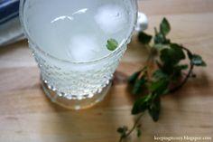 Mint Flavored Lemonade