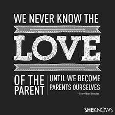 Parents are more then just parents