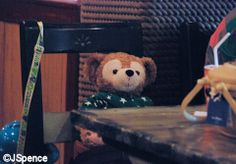 Duffy at the Table