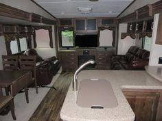 2016 Keystone Cougar 327RES Fifth Wheel Lexington, KY Northside RVs