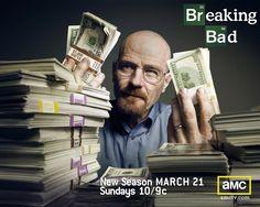 Une série qui vous rendra très vite accroc!!! Avec un Bryan Cranston hors norme dans son rôle, oublier malcom.