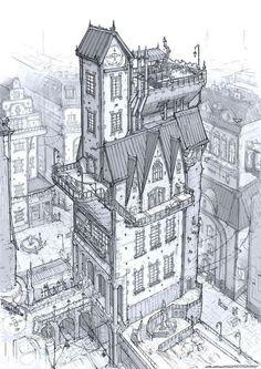 Resultado de imagen para old building