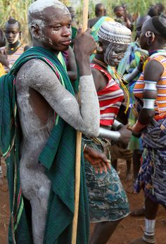 African Tribes, African Men, African History, Ethiopian Tribes, Africa People, Mursi Tribe, People Of The World, Hottest Photos, First World