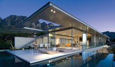 Camps Bay House, Cidade do Cabo, África do Sul – SAOTA Architects