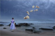 Ursula Di Chito - Das Mädchen am Strand