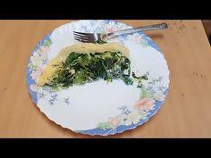 Ομελέτα με βλήτα και φέτα & Omelette with Vegetables and Feta - YouTube Feta, Plates, Tableware, Kitchen, Youtube, Licence Plates, Cuisine, Dishes, Dinnerware