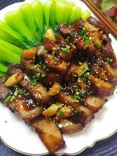 동파육 레시피, 삼겹살로 맛있는 동파육 만들기!! : 네이버 블로그 K Food, Food Menu, Korean Dishes, Korean Food, Pork Recipes, Asian Recipes, Ethnic Recipes, Cooking Recipes For Dinner, China Food