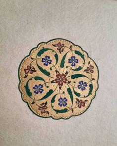 #tezhip #tezhipsanatı #tazhip #motif #desen #turkishart #art #sanat #ottomanart #islamicart #konya#ismailçökük @ismailcokuk