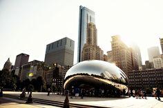 the bean... chicago