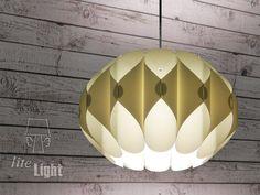 Moderne Beleuchtung  Beleuchtung  Deckenleuchte  60er von liteLight
