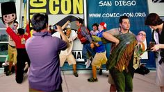 Comic-Con Once Again Marred By Increasingly Popular Bully-Con (The Onion)