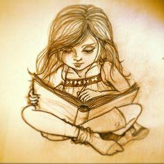 """""""Alles, was ich brauche, sind Stift und Papier... ."""""""