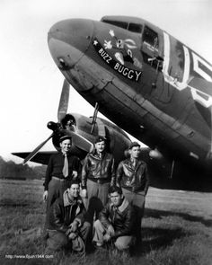 Douglas Aircraft, Ww2 Pictures, Air Fighter, Ww2 Planes, United States Army, Nose Art, World War Ii, Wwii, D Day