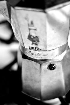 Bialetti, forever moka! www.caduferra.it