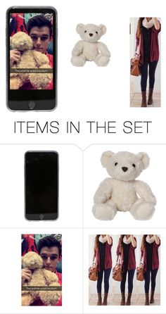 """""""doing snapchat with kenny"""" by supernatural-fan-1999 ❤ liked on Polyvore featuring art"""