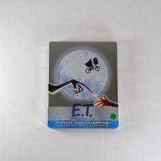 E.T. Blu-ray [30th Anniversary Edition, Korea Limited Edition, SteelBook] 1982