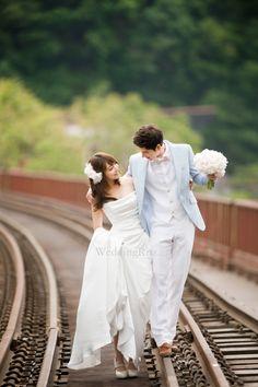 Korea Pre-Wedding Photoshoots by WeddingRitz.com » Korea wedding photographer - J Bros studio.