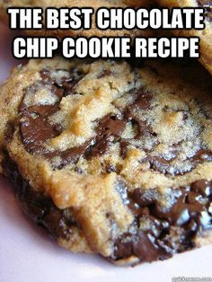 Jacques Torres' Secret Chocolate Chip Cookie Recipe (One of 15 most popular pins of all time)