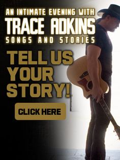Trace Adkins will be at DeVos during NTAC! Ask us about our special ticket deal!