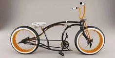 Bike cruiser chopper