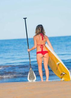 Bewegung und Fitness im Alltag Bewegungspotential mit und ohne Stand up Paddle Board erschließen